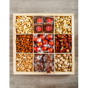Ultimate Nuts About Chocolate Snack Crate