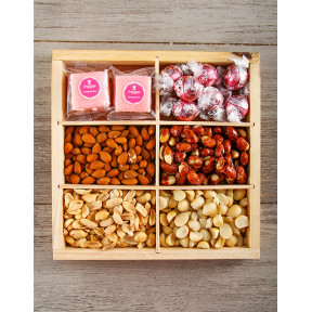Sweet Nibbles Snack Crate