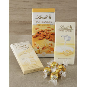 White Chocolate Lindt Hamper