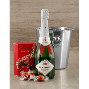 JC Le Roux, Lindt and Ice Bucket Gift