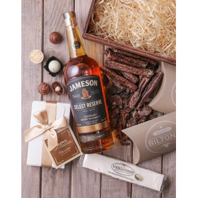 Jameson Select Reserve Gourmet Crate