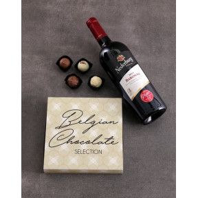 Red Wine & Truffle Box