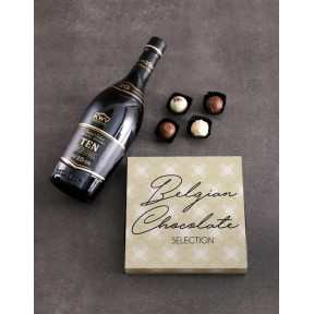 Kwv Brandy And Truffle Box