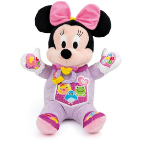 Clementoni My Doll To Cajole Minnie From 12 Months