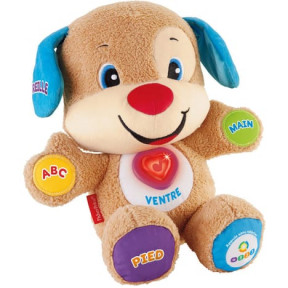 Fisher Price Puppy Progressive Eye Game