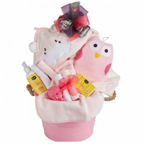 Splish Splash Gift Basket