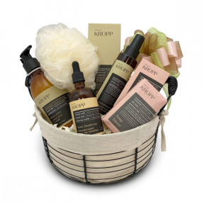 Unisex Relaxation Spa Gift Basket