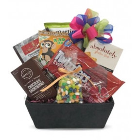 Peanut'Less' Gift Basket