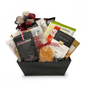 Heavenly Healthfood Gift Basket