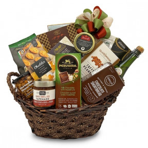Luxurious Flavours Gourmet Gift Basket