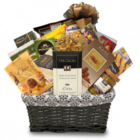 All Things Rich Gift Basket