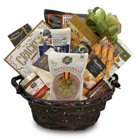Simply Salty Snack Food Gift Basket