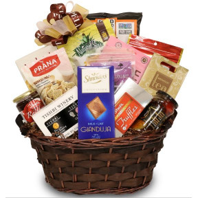 Good Yom Tov Gift Basket