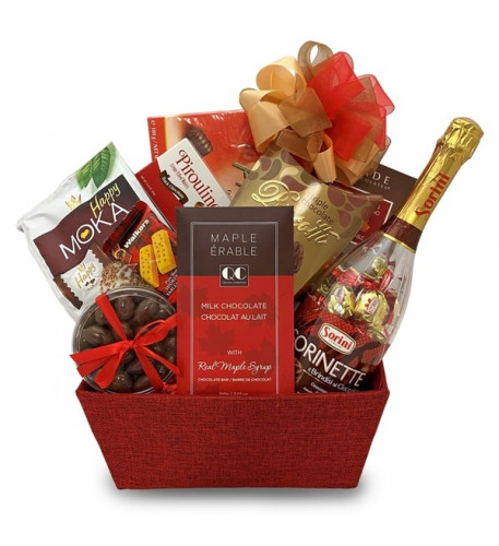 Share The Love Chocolate Lover's Gift Basket