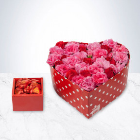 Flowers And Chocolates Package 2