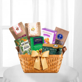 Herbal Tea Basket