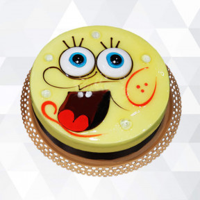 SpongeBob Cake (Medium)