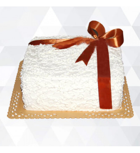 White Cream Cake (Small)