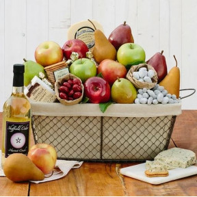 Legacy Cheese Basket