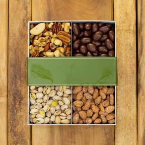 Mixed Nut Gift Box