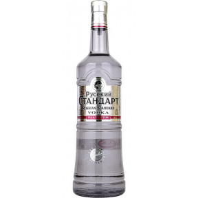 Russian Standard Platinum Vodka 3 litre