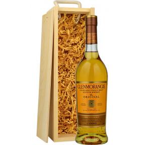 Glenmorangie 10 Year Old 70cl in Wood Box (SL)
