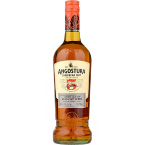 Angostura 5 Year Old Gold Rum 70cl