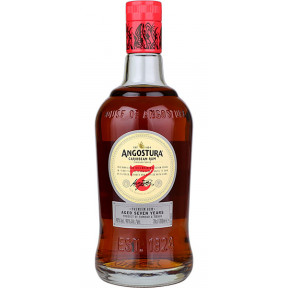 Angostura 7 Year Old Dark Rum 70cl