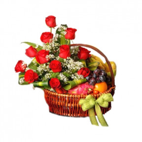 Sweet Moments Gift Basket
