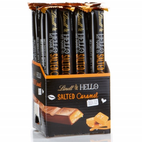 Salted Caramel Hello Stick 24-Pc Case (33.6 Oz)