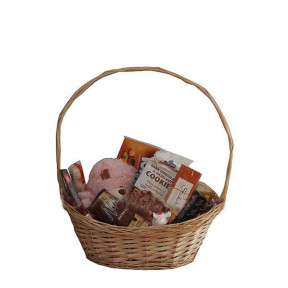 Sweets Basket with Teddy Bear