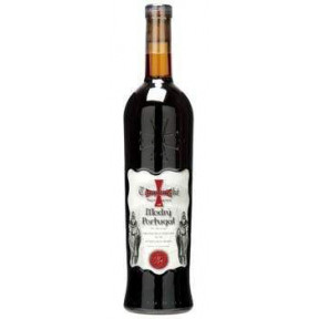 Bottle of red wine 0,75l