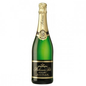 Bottle of Bohemia Sekt Champagne 0,75l