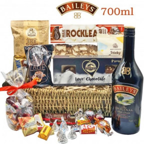 Baileys Irish Cream Gift Baskett