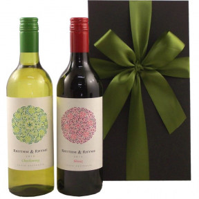 Rythm and Rhyme Duo Wine Gift