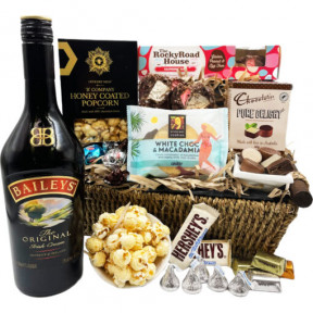 Baileys Irish Cream Gift Basket