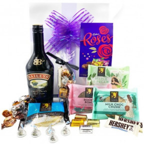 Baileys Chocolate and Cookies Gift Hamper