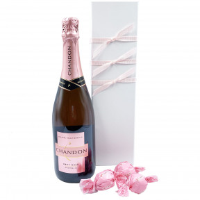 Chandon Brut Rose Gift