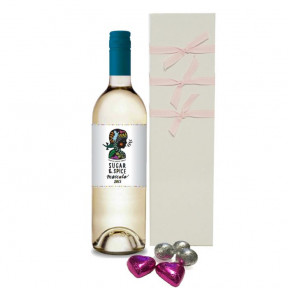 Sugar and Spice Moscato Wine Gift