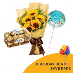 Bloomy Days Birthday Bundle