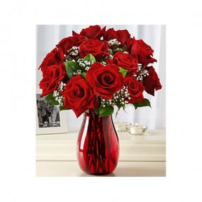 12 Red Roses#48