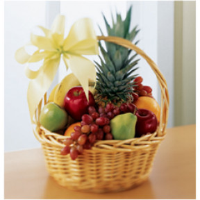 Fresh Fruit Basket (Large)