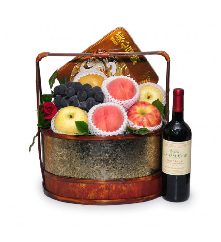 Japanese Mid Autumn Fruit Hamper 6