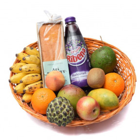 Sweet Tooth Fruit Basket