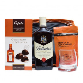 Ballantines Whisky Gift Hamper