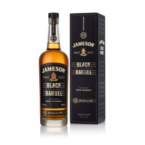 Jameson Black Barrel 750ml