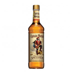 Captain Morgan Spiced 750ml Rum