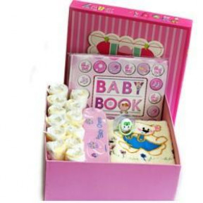 Hugs & Kisses Baby Gift Box