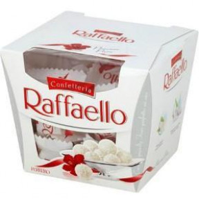 Raffaello T-15 White Chocolates