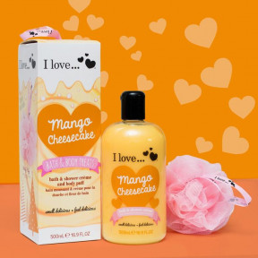 Mango Cheesecake Bath & Body Treats 500ml